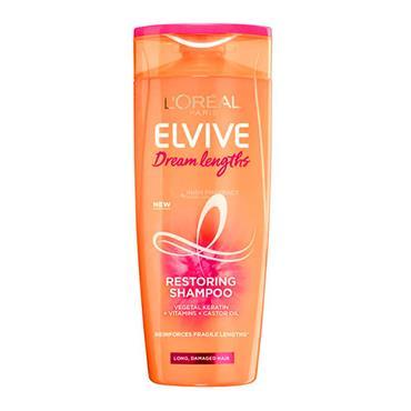 L'Oreal Elvive Dream Lengths Restoring Shampoo 500ml