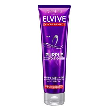 L'Oreal Elvive Colour Protect Purple Conditioner 150ml