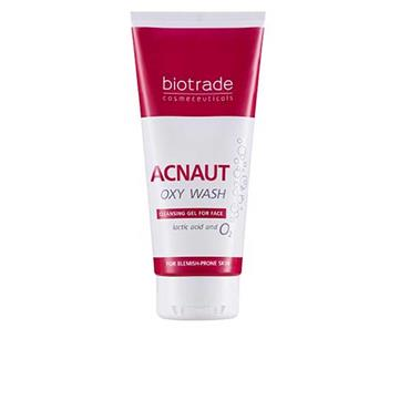 Biotrade Acnaut Oxy Wash Cleansing Gel For Face 200ml