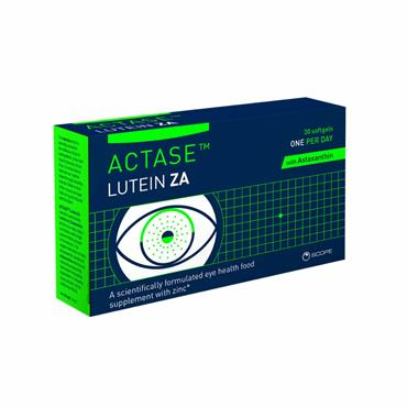 Actase Lutein ZA For Healthy Vision 30 Pack