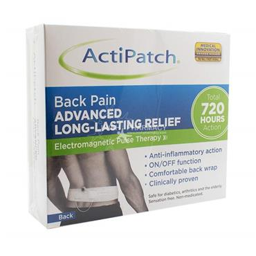 ActiPatch Electromagnetic Pulse Therapy Back Pain