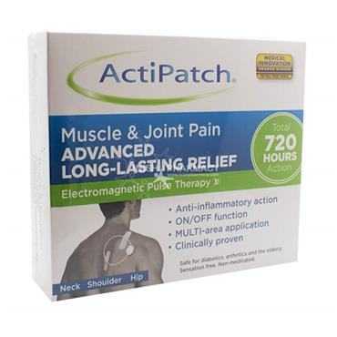 ActiPatch Electromagnetic Pulse Therapy Muscle & Joint Pain