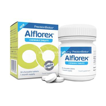 Alflorex Chewable Tablets 30 Pack