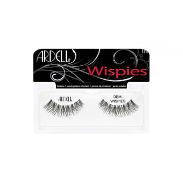 Ardell Natural Eyelashes Black Demi Wispies