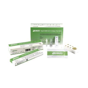 Rapid SARS CoV2 Antigen Tests For Covid-19 Five Test Pack