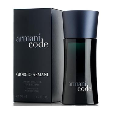 Armani Code Mens EDT 50ml