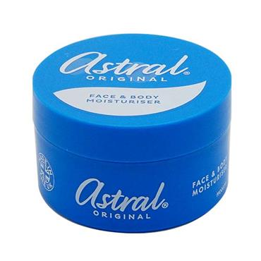 Astral Face & Body Moisturiser 50ml