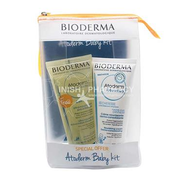 Bioderma Atoderm Baby 2 Piece Kit