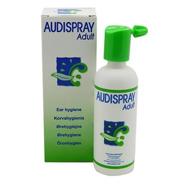 Audispray Ear Hygiene Spray 50ml