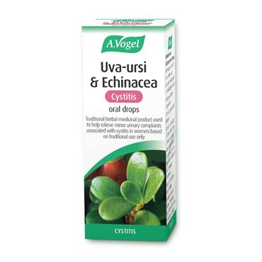 A. Vogel Uva-ursi & Echinacea Cystitis Oral Drops 50ml