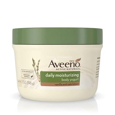 Aveeno Body Yogurt Vanilla & Oats 200ml