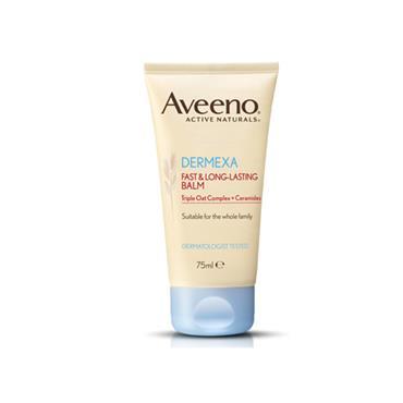 Aveeno Dermexa Fast & Long-Lasting Balm 75ml