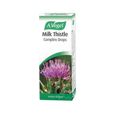 A. Vogel Milk Thistle Complex Drops 100ml