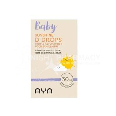 Aya Baby Sunshine D Drops 30ml
