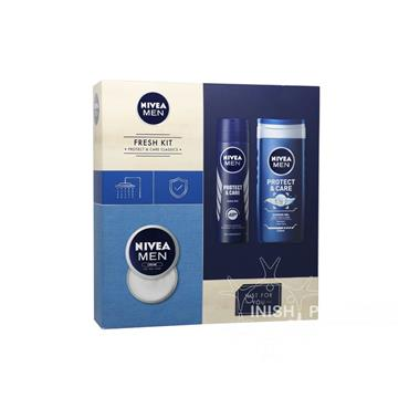 Nivea Men Classic Fresh Kit 3 Piece Gift Set