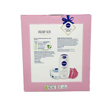 Nivea Dreamy Rose 2 Piece Gift Set