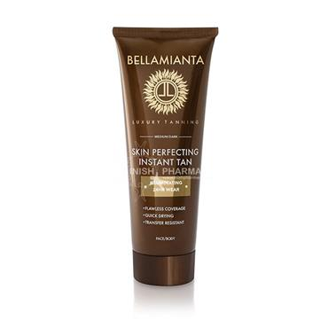 Bellamianta Skin Perfecting Instant Tan Medium Dark 125ml