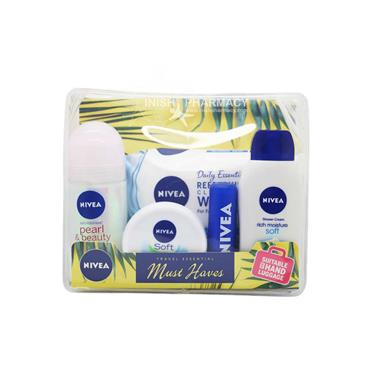 Nivea Daily Essentials 5 Piece Travel Set