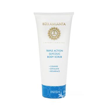 Bellamianta Triple Action Glycolic Body Scrub 200ml