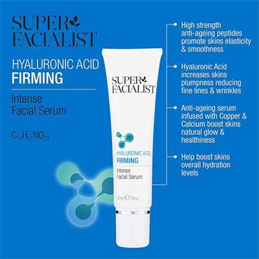Super Facialist Hyaluronic Firming Intense Facial Serum 30ml