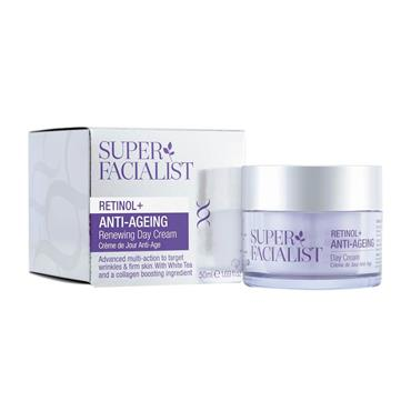 Super Facialist Retinol Anti-Ageing Renewing Day Cream 50ml
