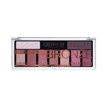 Catrice The Blazing Bronze Eyeshadow Palette 010 Call It What You Want