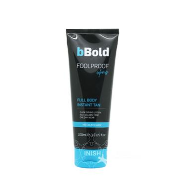 bBold Foolproof Express Full Body Instant Tan Medium/Dark 100ml
