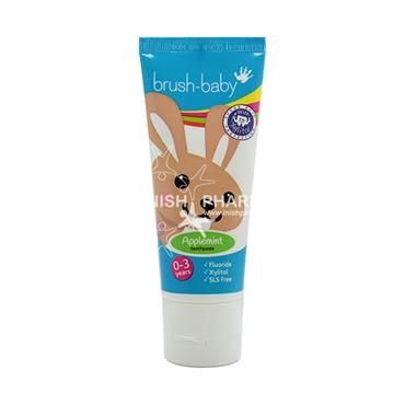 Brush-Baby Children's Applemint Toothpaste 50ml
