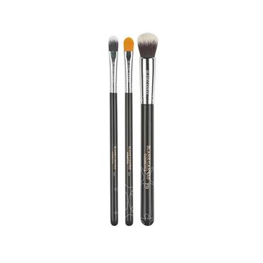Blank Canvas Cosmetics Dimension Series One Stop Conceal 3 Piece Brush Set