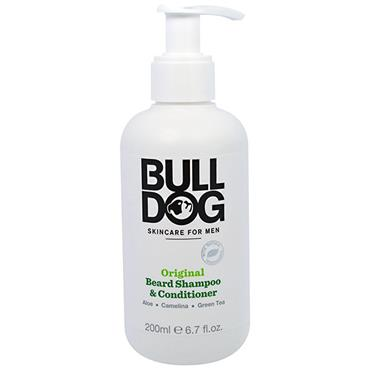 Bulldog Original Beard Shampoo & Conditioner 200ml