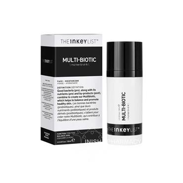 The Inkey List Multibiotic Moisturiser 30ml