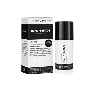 The Inkey List - Hepta-Peptide - 30ml