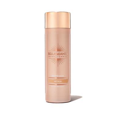 Bellamianta Liquid Gold Tanning Liquid Medium 200ml
