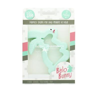 Belo Bunny Teething Toy Green