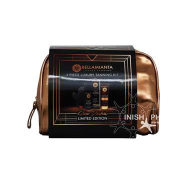 Bellamianta Limited Edition 'Glow Darker' 3 Piece Luxury Tanning Kit