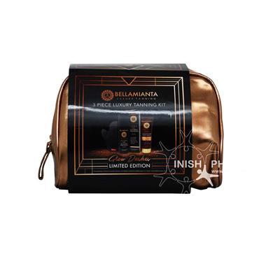 Bellamianta Limited Edition 'Glow Darker' 3 Piece Luxury Tanning Kit