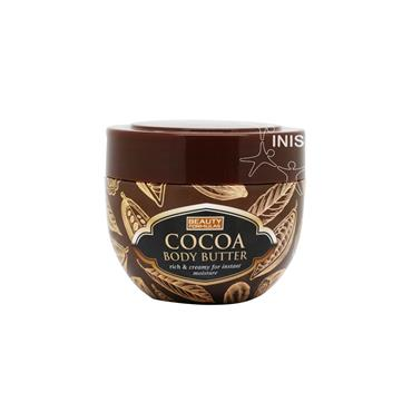 Beauty Formulas Body Butter Cocoa 200ml