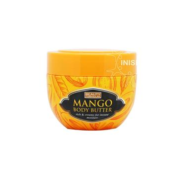 Beauty Formulas Body Butter Mango 200ml