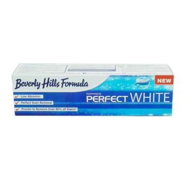 Beverly Hills Formula Perfect White Toothpaste 100ml
