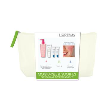 Bioderma Acne Treatment Skincare Set