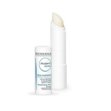 Bioderma Atoderm Lip Moisturising Stick 4g