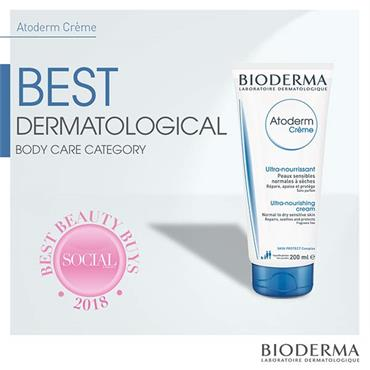 Bioderma Atoderm Ultra Nourishing Cream 200ml