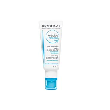 Bioderma Hydrabio Perfecteur SPF30 Smoothing Moisturising Care Radiance Booster 40ml