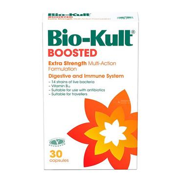 Bio-Kult Boosted Extra Strength Multi-Action 30 Capsules