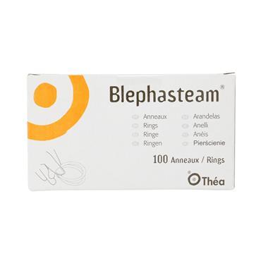 Blephasteam Rings 100 Pack