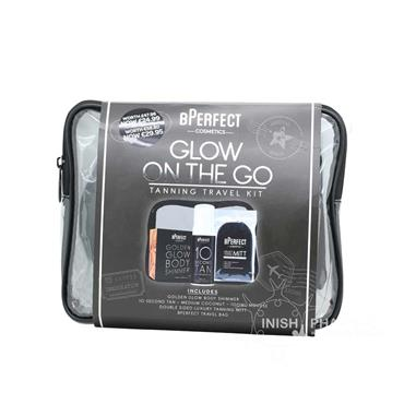 BPerfect Glow On The Go Travel Set