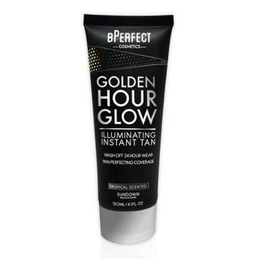 BPerfect Golden Hour Glow Sundown Medium Dark Matte Instant Tan 120ml