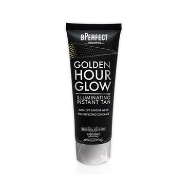 BPerfect Golden Hour Glow Sundown Medium Dark Illuminating Instant Tan 120ml