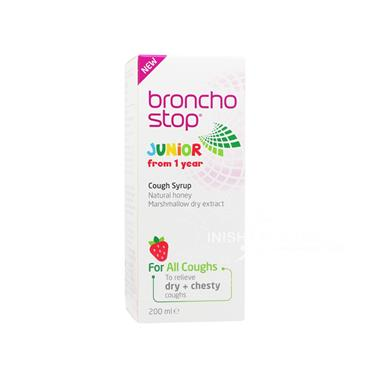 Broncho Stop Junior Cough Syrup 200ml