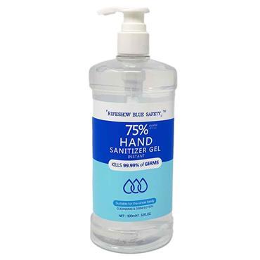 Blue Safety 75% Alcohol Hand Sanitizer Gel 930ml